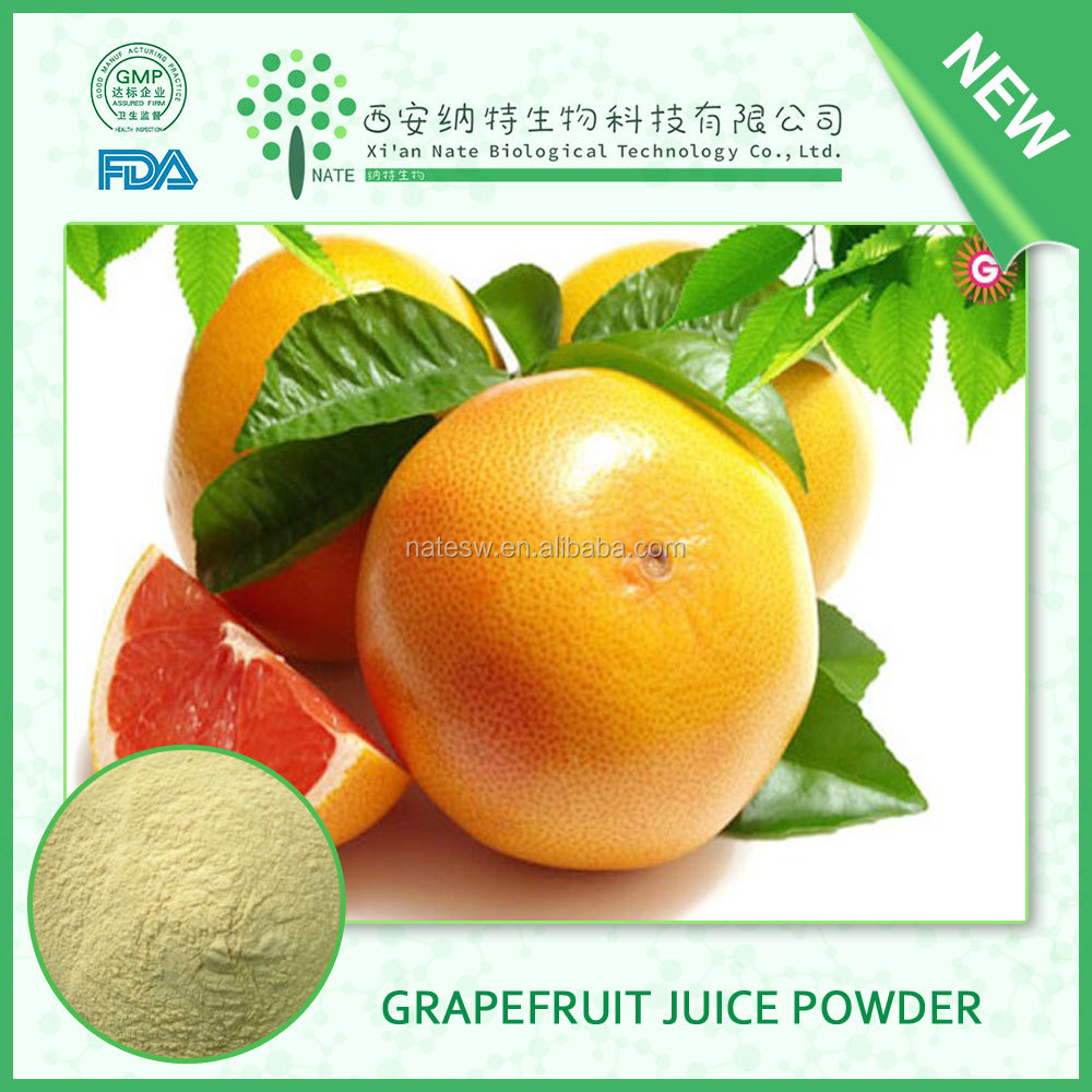 Food grade golden suppliers provide Natural grapefruit <strong>powder</strong>