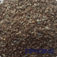 brown aluminum oxide Abrasive Emery Grain Powder for Deflashing applications
