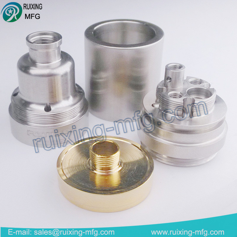 precise cnc machining parts for e-cigarette accessories