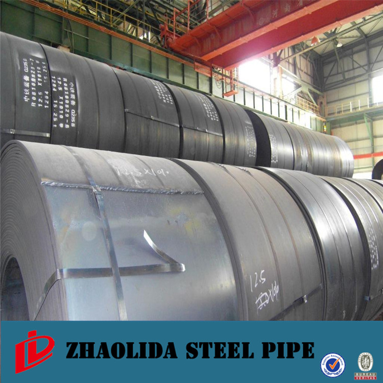 china suppliers ! prime hot rolled tv steel sheet in coil carbon hot rolled steel coils for equipment