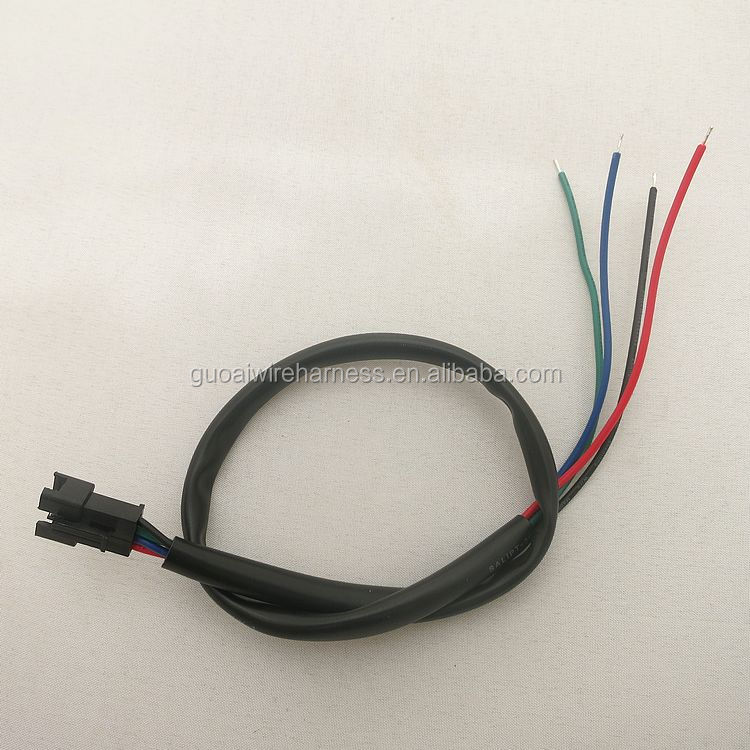 whole sm male and female 4 pin insulated electrical cooker pvc sm male and female 4 pin insulated electrical cooker pvc wire harness