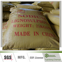CAS:8061-51-6 sodium lignosulphonate MN-2 As tanning agent in leather industry