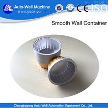 Automatic Aluminum Foil Smooth Wall Container Machine (CE ISO)