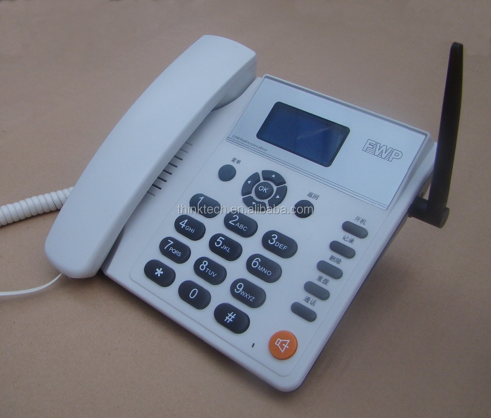 3G WCDMA FCP fixed wireless phone/GSM Wireless home phone/office phone