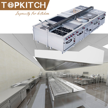 Stainless Steel AISI 304 Commercial Catering Restaurant Kitchen Equipment