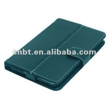2012 fashion leather case for 7 inch android 2.1 tablet pc with high quality suitable for Tablit PC of different sizes