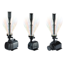 Guangdong Manufactures Garden Decoration Led Fountain Water Pumps