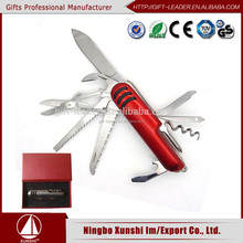 Swiss Style Multifunction wholesale best folding Pocket knife pocket knife