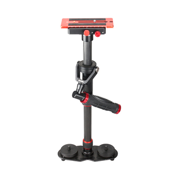 New Arrival Sunrise Smooth And Stable Lightweight PRO Carbon Fiber Tube DSLR Video Stabilizer Camera