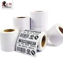 4000 Fanfold 4x6 Direct Thermal Labels. Shipping / Barcode Labels Zebra UPS