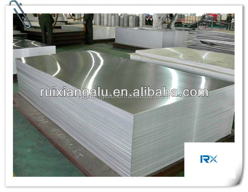 China Leading Manufacturer Supply AA1100 1050 1060 Aluminum Sheet