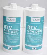 Neutral RTV Tube Glue One Component Silicone sealant for sealing & bonding PCB