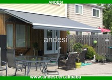used almuinum half round awnings for sale