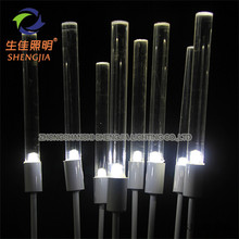 Most popular cost-efficient led light decoration indoor glass table lamp