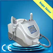 IPL SHR Hair Removal Machine with Double Handles