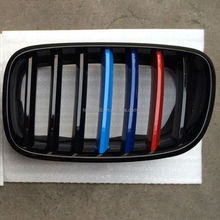 For BMW E70 X5 car parts good quality ABS custom front grille OEM 5113 7157 687/5113 7157 688