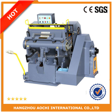 ML-750 CE Standard blister packages die cutting machine