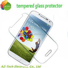 Wholesale cell phone accessory 0.3mm 9H anti shock tempered glass screen protector for samsung i9000