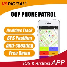 OGP Phone Patrol APP Guard Tour Patrol Monitoring System with Free Trial