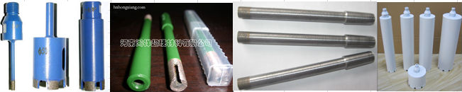 factory sale!!diamond drill bit for stone with short shank 5mm to 100mm