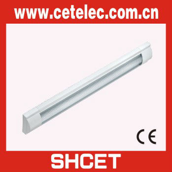 T8 Single Tube Fluorescent Light Fixture 1x18w - Buy Flourescent ...