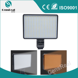 China manufacturer high power led lights for tv studio for dslr camera