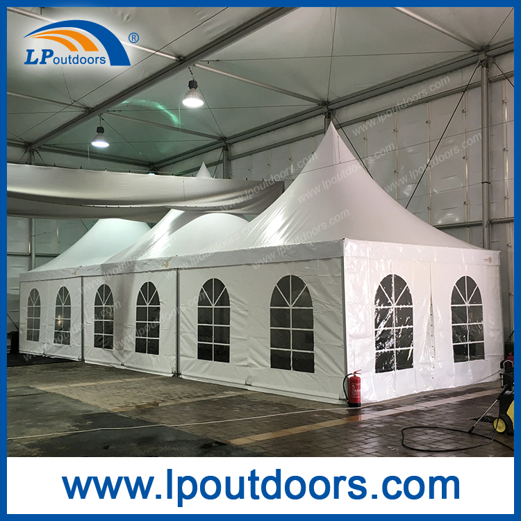 5x5m Outdoor luxury wedding marquee bell tent for sale