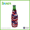 Novelty decorative Neoprene Christmas Wine Bottle Cover