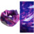 Cheap promotion turban Bandana multifunctional 100% polyester trout fish multi seamless headwear
