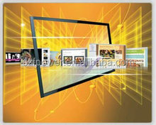 infrared touch screen 47 inch multi ir touch frame,ir touch panel overlays for LCD or TV