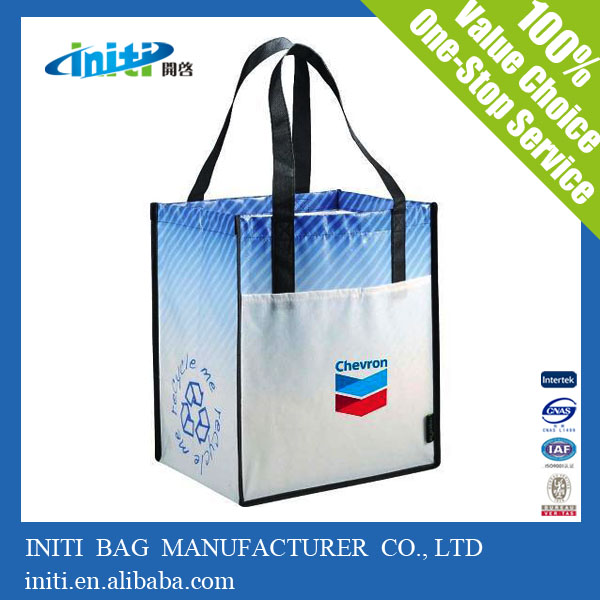 China Wholesale High Quality Cheap Recycled PP Woven Rice Bag For Packing