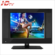 Hot selling 15inch 4:3 Black /white/silver color LCD TV with V59-A07 mainboard with USB/VGA