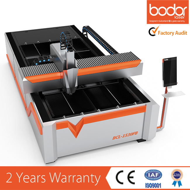 Bodor cheap laser metal cutting machine with CE FDA