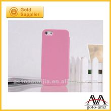 Ultra quality leather case for Iphone5 case