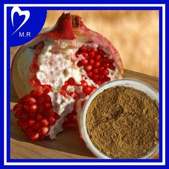 40% Ellagic acid Health high pure Pomegranate peel extract for Antioxidant