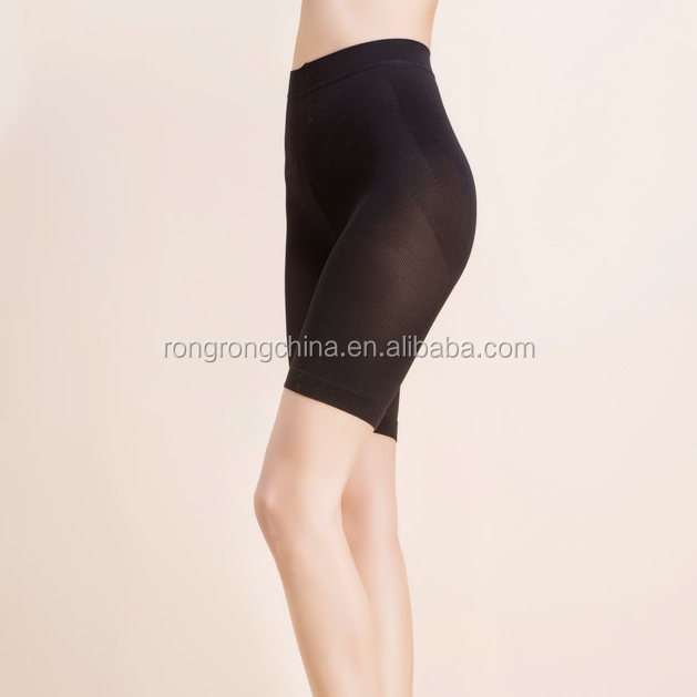 Wholesale Plus Size Nude And Black Slimming Pants Body Shaper 7015