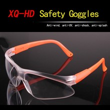 Hot sell safty goggles Anti-fog eyewear safety glasses make in China