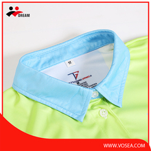 Fast delivery fashion custom men polo shirts with stable function