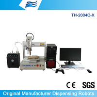Desktop pick and place machine china supplier TH-2004C