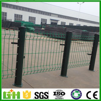 sale anti-thief fence panel/factory price fence panel/easy install 3d wall panel
