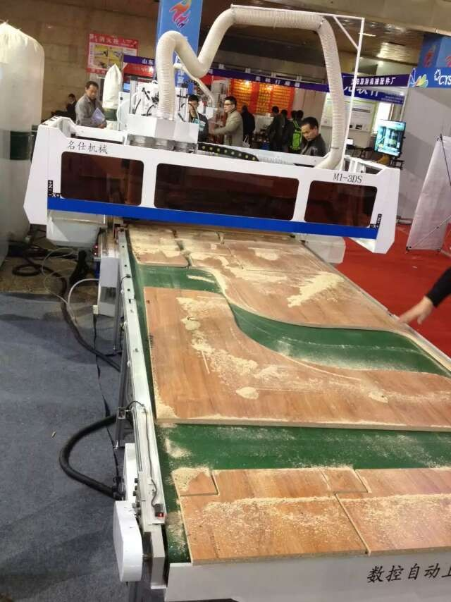 wood cabinet cutting Professional cnc router machine 4x8