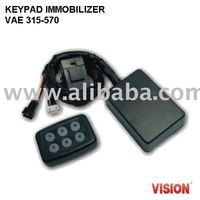 Keypad Immobilizer