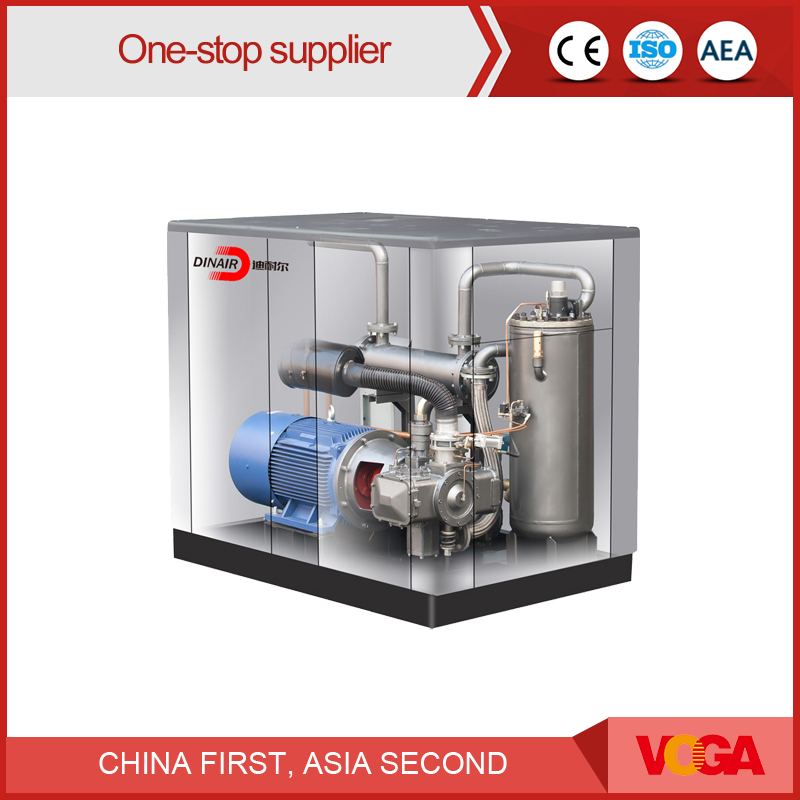 Super Stationary Screw Silent Air Compressor
