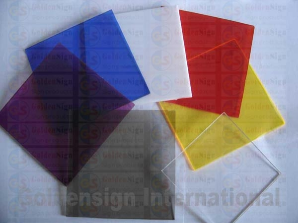 heat resistant plastic acrylic sheet and mirror PMMA