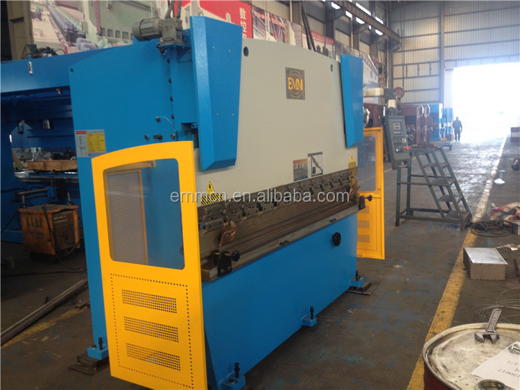 press brake plate bending machine (15)