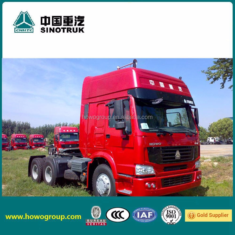 SINOTRUK HOWO 6x4 tractor truck camion sinotruck factory price