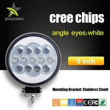 super bright factory sale high power 130w led driving lights 9 inch