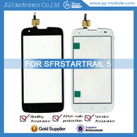 Smartphone spare parts phone lcd digitizer touch screen for SFRSTARTRAIL 5