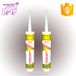 MD-918 Neutral Transparent Mildew-proof Silicone Sealant Mirror Mildew Resistant Silicone Weatherproof Sealant