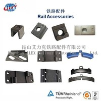 KPO Rail Clamp Connector HDG Best
